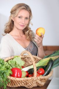 Wash Produce with Essential Oils