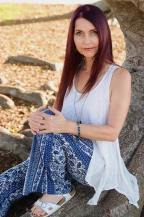 Scarlet Strapko NAHA Certifed Aromatherapist