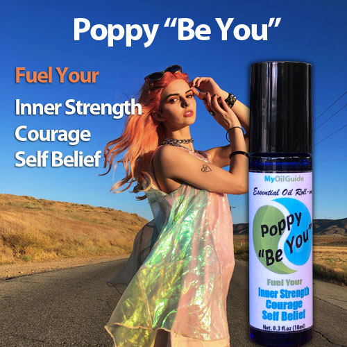 Poppy Be You Essential Oil Blend