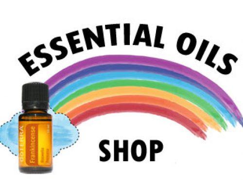 Essential Oils Shop
