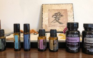 Calming Grounding Balancing Essential Oils