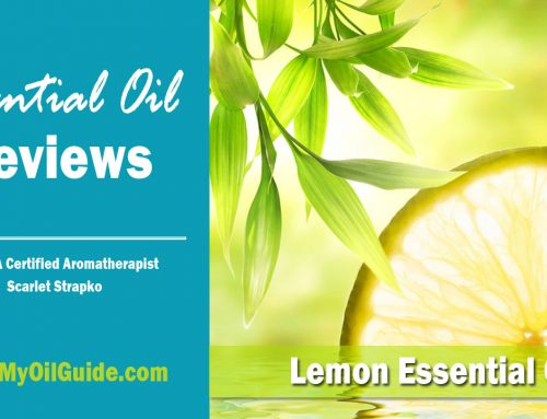Lemon Essential Oil Review