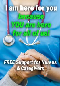Free Support for Nurses and Caregivers