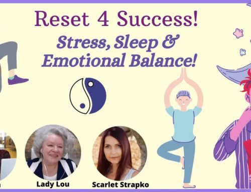 Interview on Reset 4 Success about Stress, Sleep & Emotions