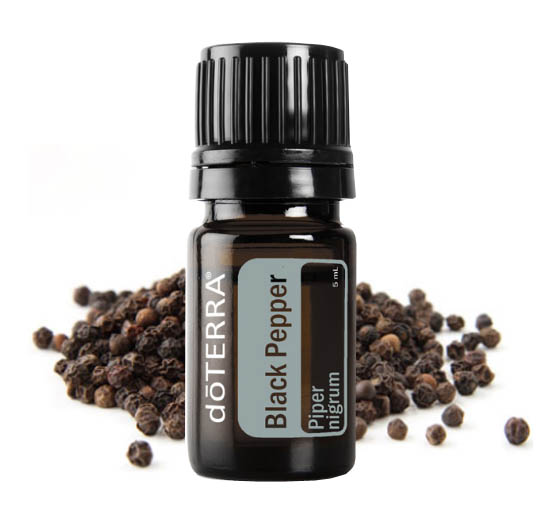 Black Pepper Essential Oil 100% Certified Pure Therapeutic Grade