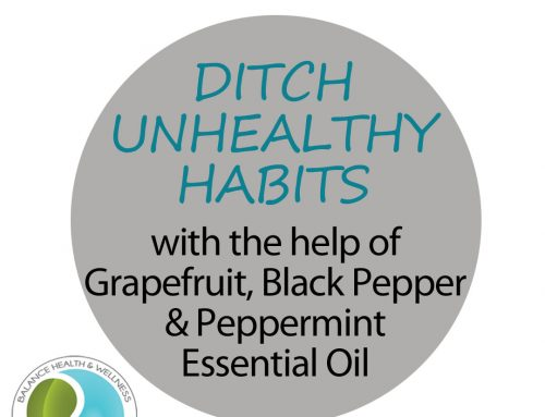 Ditch Unhealthy Habits