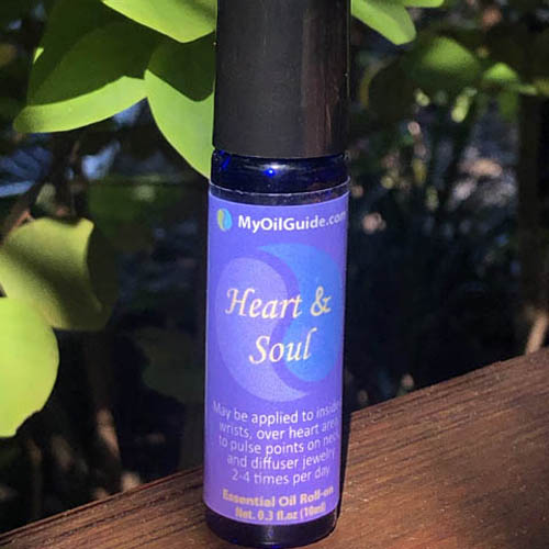 Heart and Soul Essential Oil Blend