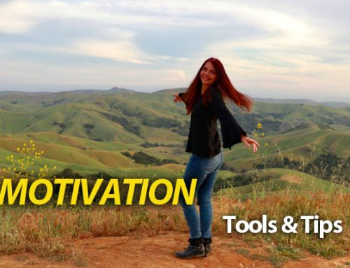 Motivation – Tools & Tips to Get Motivated and Stay Motivated