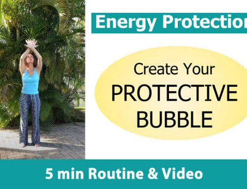 Create Your Protective Bubble to Stay in a Positive Mindset