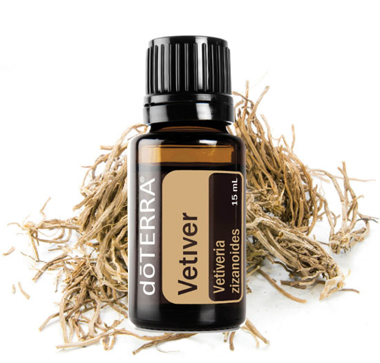 Vetiver Essential Oil 100% Certified Pure Therapeutic Grade