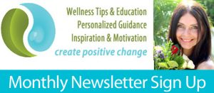 Essential Oils Monthly Newsletter Signup
